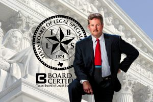 Top Houston Criminal Defense Lawyer Jack B. Carroll